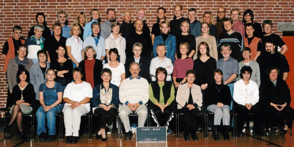 Personale 2001-02