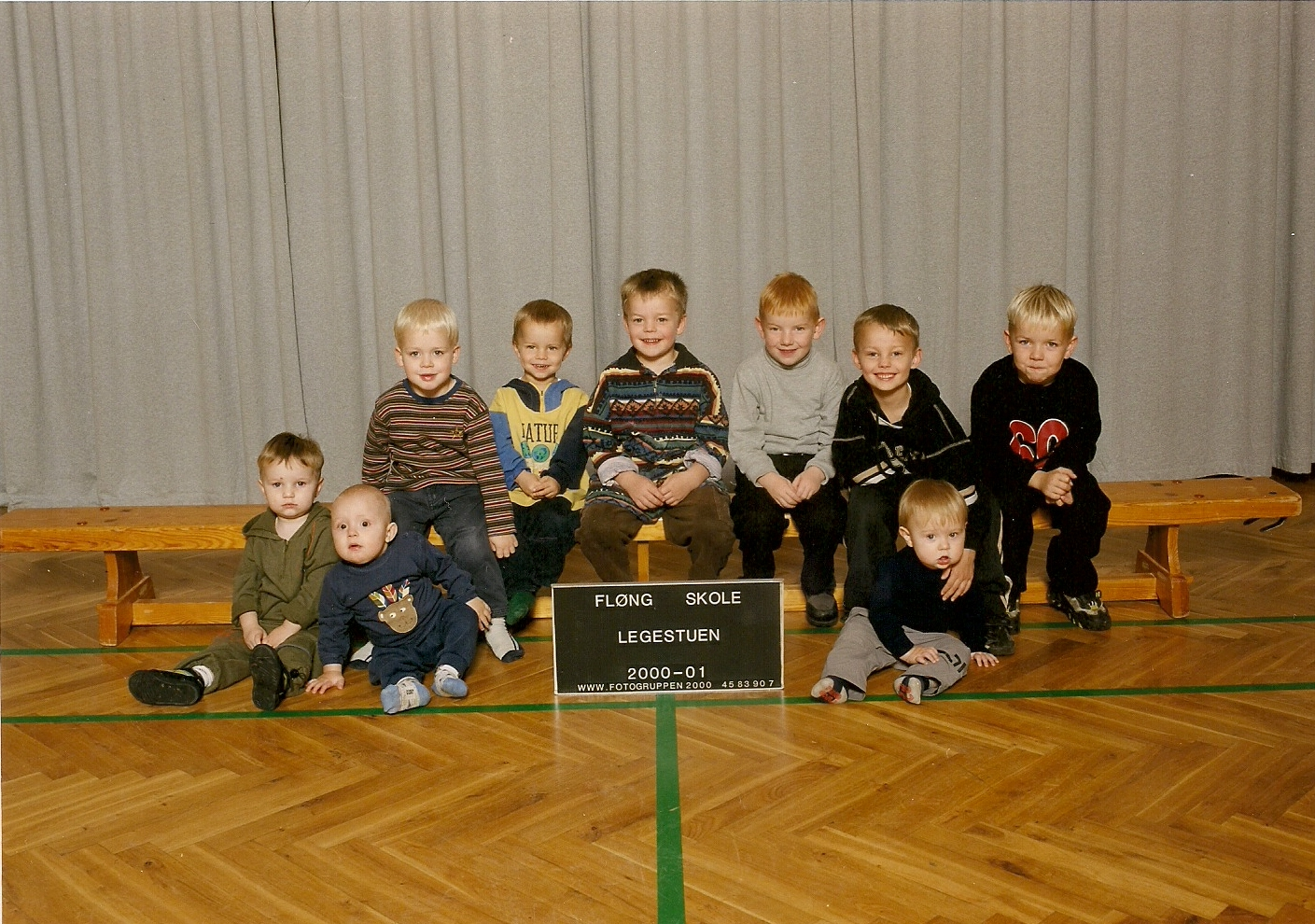 2000-Legestuen